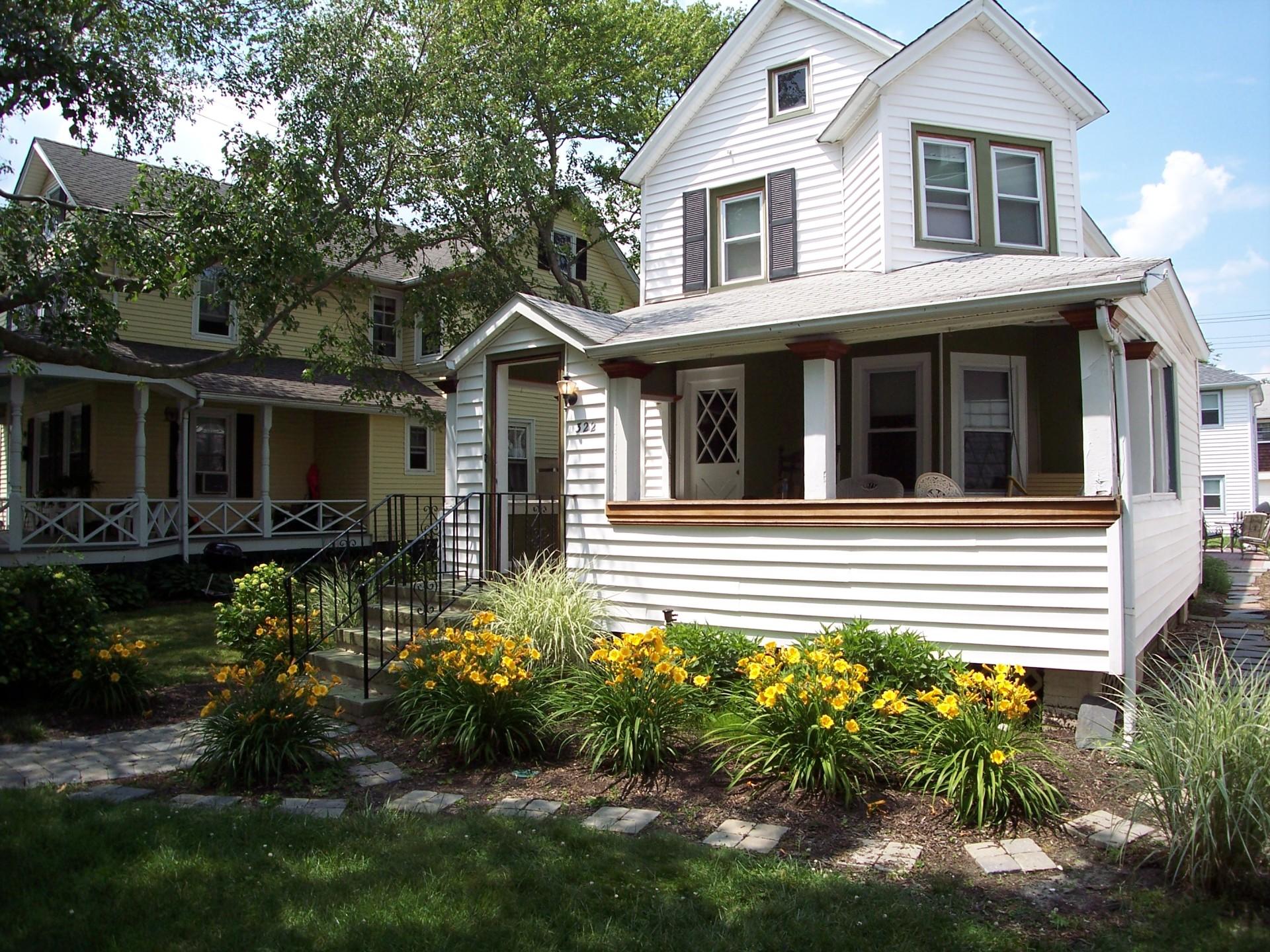 House at 322